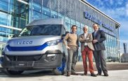IVECO and BNP Paribas Leasing Solutions join forces to boost environmentally-friendly fleets with Green Finance schemes