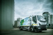Recycling pioneers fuel new IVECO Eurocargo Natural Power with bio-gas from their own waste collections