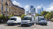 IVECO stand at IAA 2018, in collaboration with SHELL, will be a Low Emission Area – 100% Diesel Free