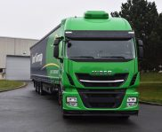 IVECO delivers 30 Stralis NP trucks to Jost Group, which is targeting 35 per cent conversion of its fleet to LNG by 2020
