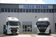 IVECO Retail's Farnborough workshop secures IRTE accreditation
