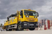 IVECO delivers first Stralis X-WAYS into MKM Building Supplies