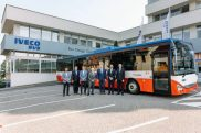 A new record production for IVECO BUS with the delivery of the 40,000th Crossway