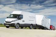 Circuit2Circuit races back to IVECO with New Daily Hi-Matic