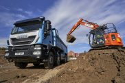 JW Crowther adds first IVECO Stralis X-WAY to tipper fleet