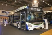 IVECO BUS seals landmark order of 409 Urbanway Natural Power buses for Ile-de-France Mobilités