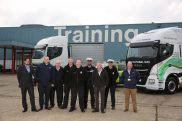 Essex Police complete LNG training day at IVECO UK headquarters