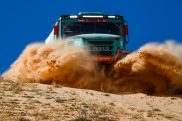 Two IVECOS among the top 10 trucks in Stage 5 of Dakar Rally 2020