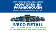 New IVECO Retail Dealership opening in Farnborough | March 2017