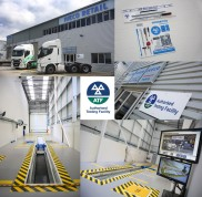 VOSA ATF | Authorised Testing Facility now open | Truck Repair | IVECO Retail London