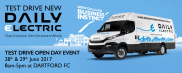 Test Drive Open Day Event 28th & 29th June 2017