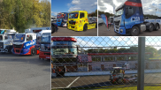 British Truck Racing Championship - Brands Hatch | IVECO RETAIL introduced OK TRUCKS Pre-owned vehicles range