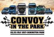 Convoy In The Park Festival