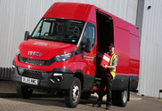 Iveco Daily Hi-Matic vans deliver the goods for wine merchant Corney & Barrow