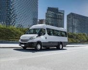 New IVECO Daily: the minibus that takes passenger transport to the next level