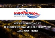The Commercial Vehicle Show 2019