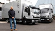 Fit-Out Company Praise Guest Truck And Van