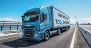 Iveco at IAA Commercial Vehicles 2016 in Hanover: official premiere of New Stralis TCO2 Champion