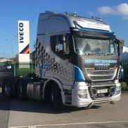 Test Drive the NEW Stralis XP