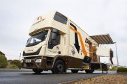 IVECO Eurocargo keeps Deane's Removals moving