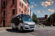 DAILY ACCESS CNG: IVECO BUS's new sustainable solution for urban mobility