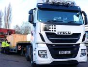 65-tonne IVECO Stralis Proves Perfect For Transporting Art Around The World