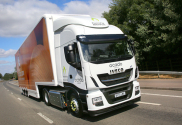 Ocado delivers on a bid to drive down its tractor fleet emissions and costs with Stralis Natural Power