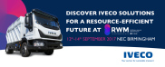 IVECO to attend RWM 2017