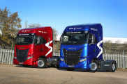 IVECO Dealers demonstrate left-hand drive IVECO S-WAY ahead of Q4 RHD UK introduction