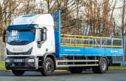 Leading IVECO dealer delivers seven vehicles to global engineering company thyssenkrupp