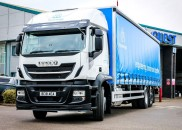 Global engineering firm thyssenkrupp replaces existing fleet with brand new IVECOs