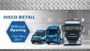 IVECO Farnborough Dealership Open Day the 12th May 2017 | IVECO RETAIL