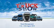 Hendy Iveco at the Wessex Truck Show 2018
