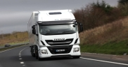 Axis announces £11m investment in new IVECO Stralis fleet