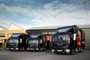 Top spec Iveco Eurocargos cater perfectly to Sub Zero & Wolf UK