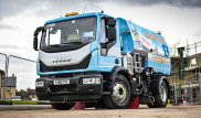 Iveco cleans up with JW Crowther road sweeper deal