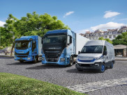 IVECO's commitment to clean air and green logistics secures two major UK awards