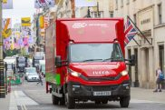 IVECO's Daily Natural Power helps deliver emissions pledge for green-thinking Arcese