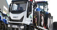 New Eurocargo leads the field at tractor distributor JG Plant