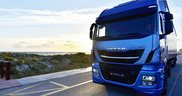 On the day of the international launch of the New Stralis, Perrenot Group places a record order for 250 natural gas vehicles!