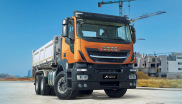 IVECO previews new Stralis X-WAY a light off-road truck offering best-in-class payload capacity and the ultimate fuel efficiency technology