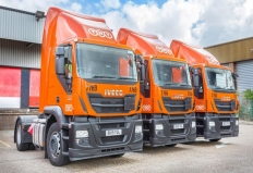 TNT UK opts for Iveco Stralis after six month trial