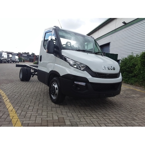IVECO 35C14A8, CHASSIS CAB, 3750 W/B