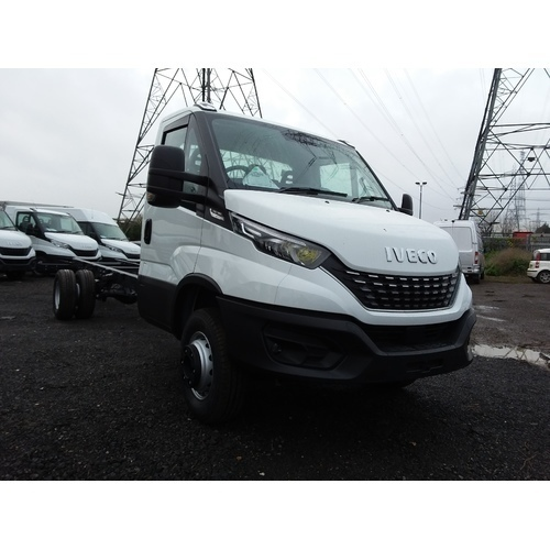 IVECO 72C18A8, CHASSIS CAB, 5100 W/B, 7.2T