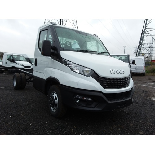 IVECO 35C14, CHASSIS CAB, 3750 W/B, 3.5T