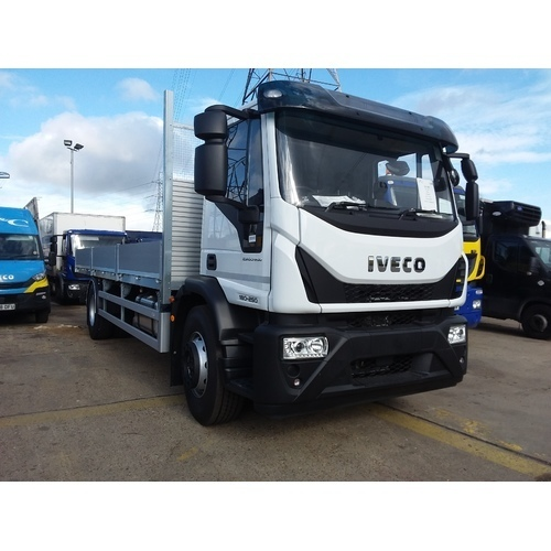 IVECO ML180E25, SCAFFOLD DROPSIDE, 5175 W/B, 18T, EURO 6