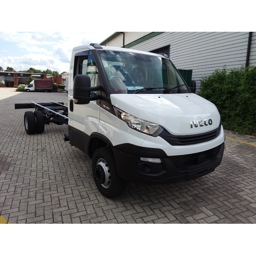 IVECO 72C18, CHASSIS CAB, 4750 W/B, 7.2T