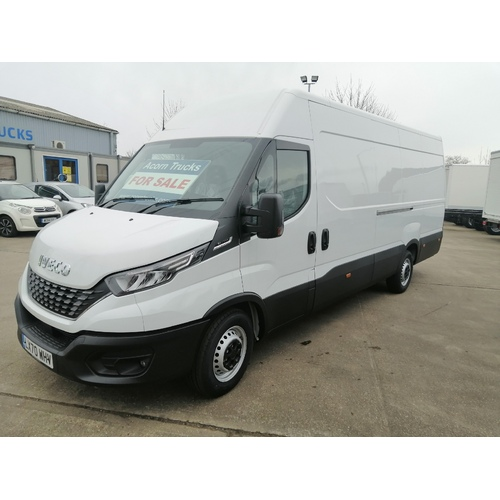 *NEW* IVECO 35S14A8 BUSINESS EDITION LWB HIGH ROOF PANEL VAN