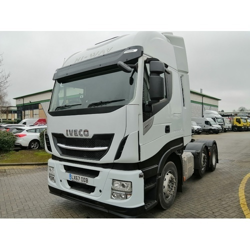 *USED* IVECO STRALIS AS440S46TX/P 44T 6X2 TRACTOR UNIT  - ACO000583
