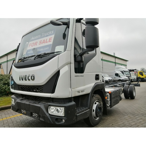 *NEW* IVECO EUROCARGO ML75E16S